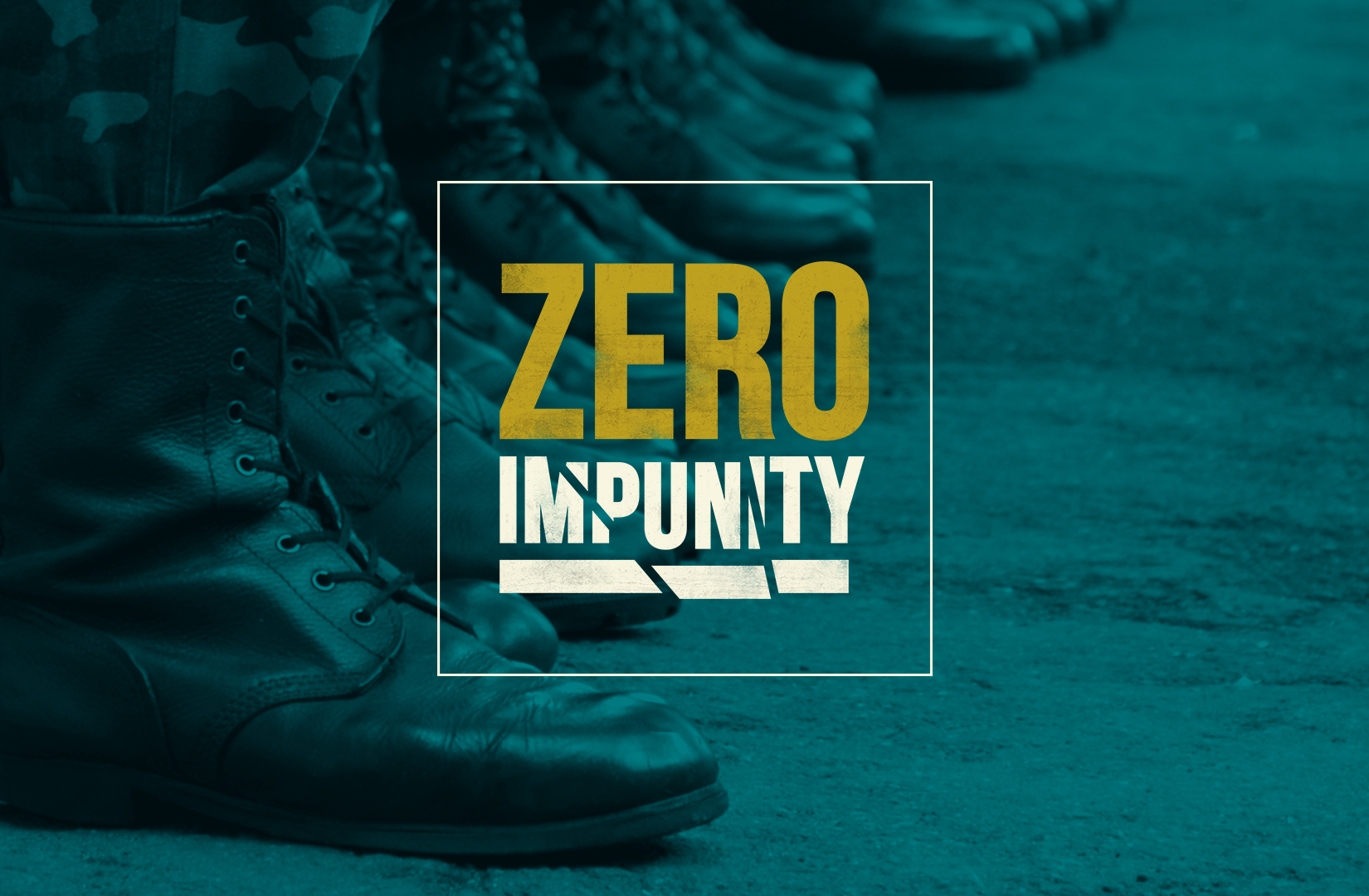 Zero Impunity, Camera Talk Productions, WebSpider Productions, 2017