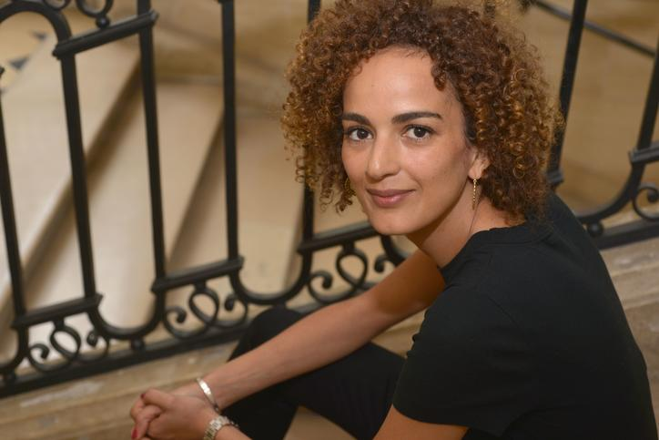 Leïla Slimani, personal representative of the Head of State to the French-speaking world