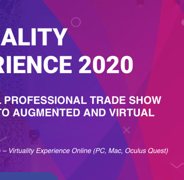 VIRTUALITY  EXPERIENCE 2020