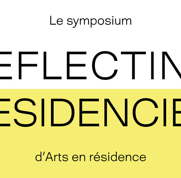 Reflecting Residencies