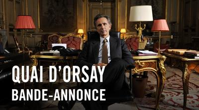 "The French Minister (""Quai d'Orsay""), by Bertrand Tavernier ( trailer)"
