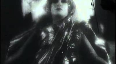"The Inhuman Woman (""L'Inhumaine""), film's extract"