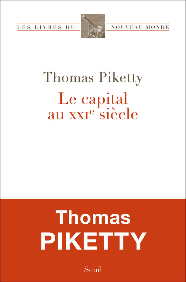 Le capital au XXIe siècle, de Thomas Piketty