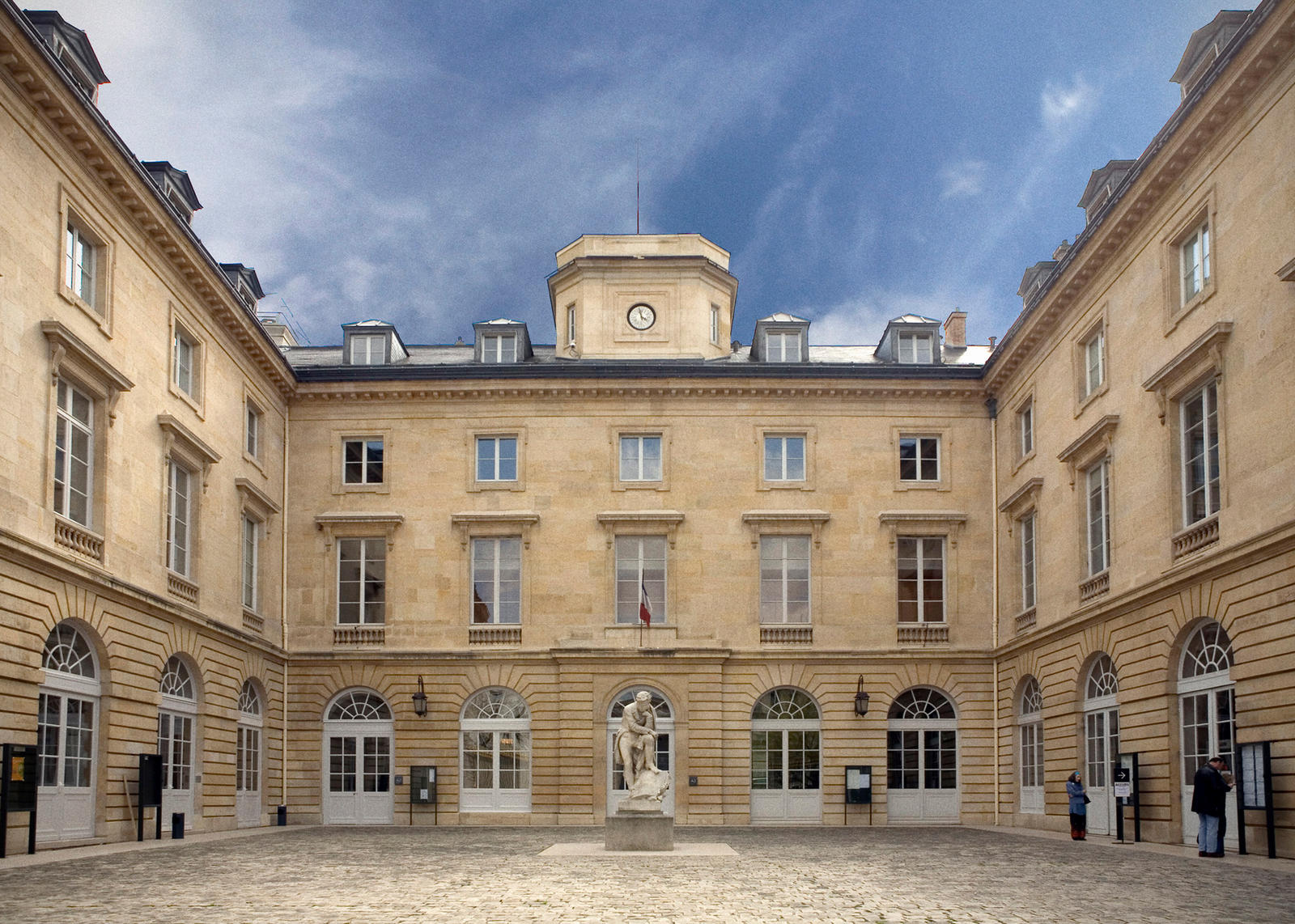 "The Collège de France, launched the new ""Francophone Worlds"" professorship."