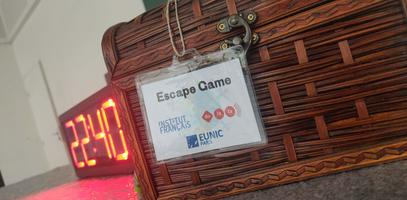 Escape Game plurilingue