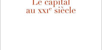 "Capital in the Twenty-First Century (""Le Capital au XXIe siècle""), by Thomas Piketty"