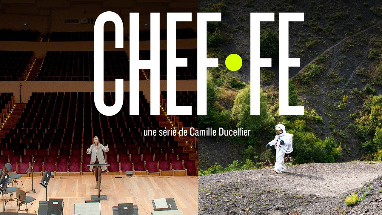 Chef-fe, by Camille Ducellier